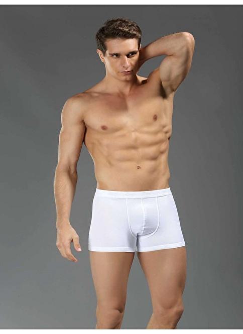 Dagi Süprem Strech Boxer Beyaz